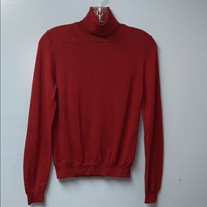 Brooks Brothers Turtle Neck Wool blend Sweater M